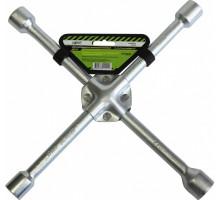 Ключ баллонный крестообр.усилен.17*19*21*22 мм