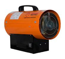Газовый теплогенератор КГ-10 нержавейка Профтепло