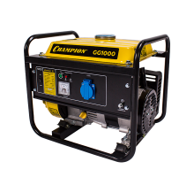 Генератор CHAMPION GG1000 (1/1,1 Квт 2,6лс, 6л, 23кг)