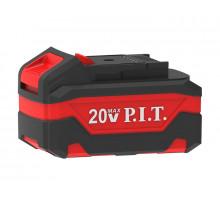 Аккумулятор PH20-4.0 P.I.T (20В, 4Ач, Li-Ion)