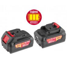 Аккумулятор WORTEX CBL 1840 18.0 B, 4.0 А/ч, Li-Ion ALL1