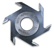 Фреза пазовая, BELMASH 125х32х6 мм