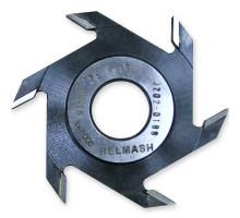 Фреза пазовая, BELMASH 125х32х8 мм