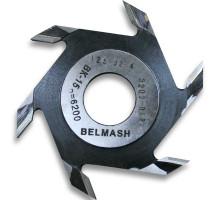 Фреза пазовая, BELMASH 125х32х4 мм