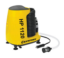 Мини-мойка CHAMPION HP1120 (12V 120Вт темп 40С 3,5л/мин 2,88кг)