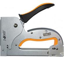 Степлер мебельный метал. Expert (скобы 4-14 мм.)