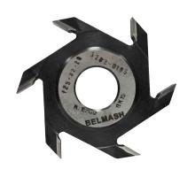 Фреза пазовая, BELMASH 125х32х20 мм