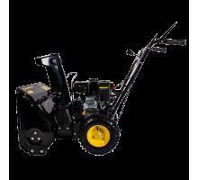 Снегоотбрасыватель CHAMPION ST553 (5,5лс 53см 4F/1R колеса 3,6л руч.старт 56,5кг)