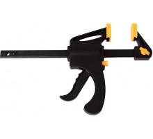 Струбцина пистолетная усиленная 200мм